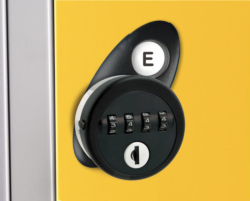 type E lock