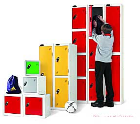 Cube Quarto Lockers