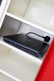Charging Laptop Storage