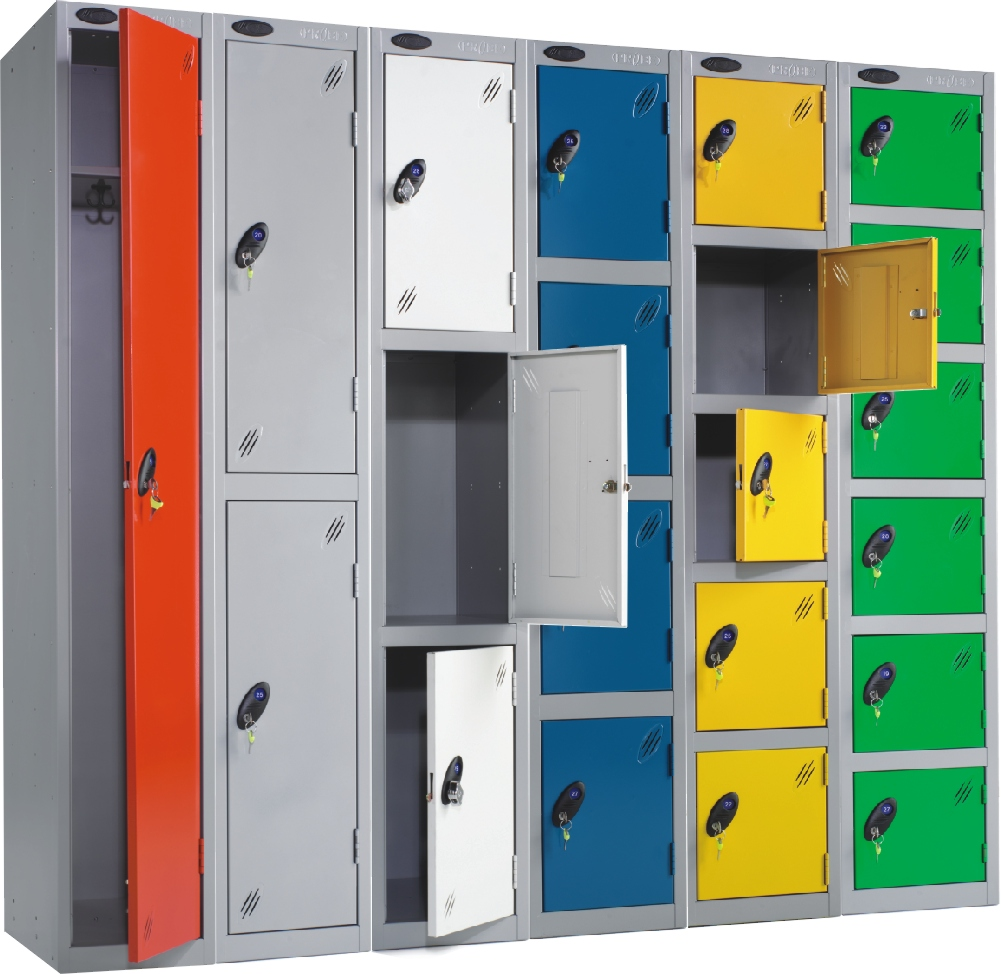 School Steel Lockers