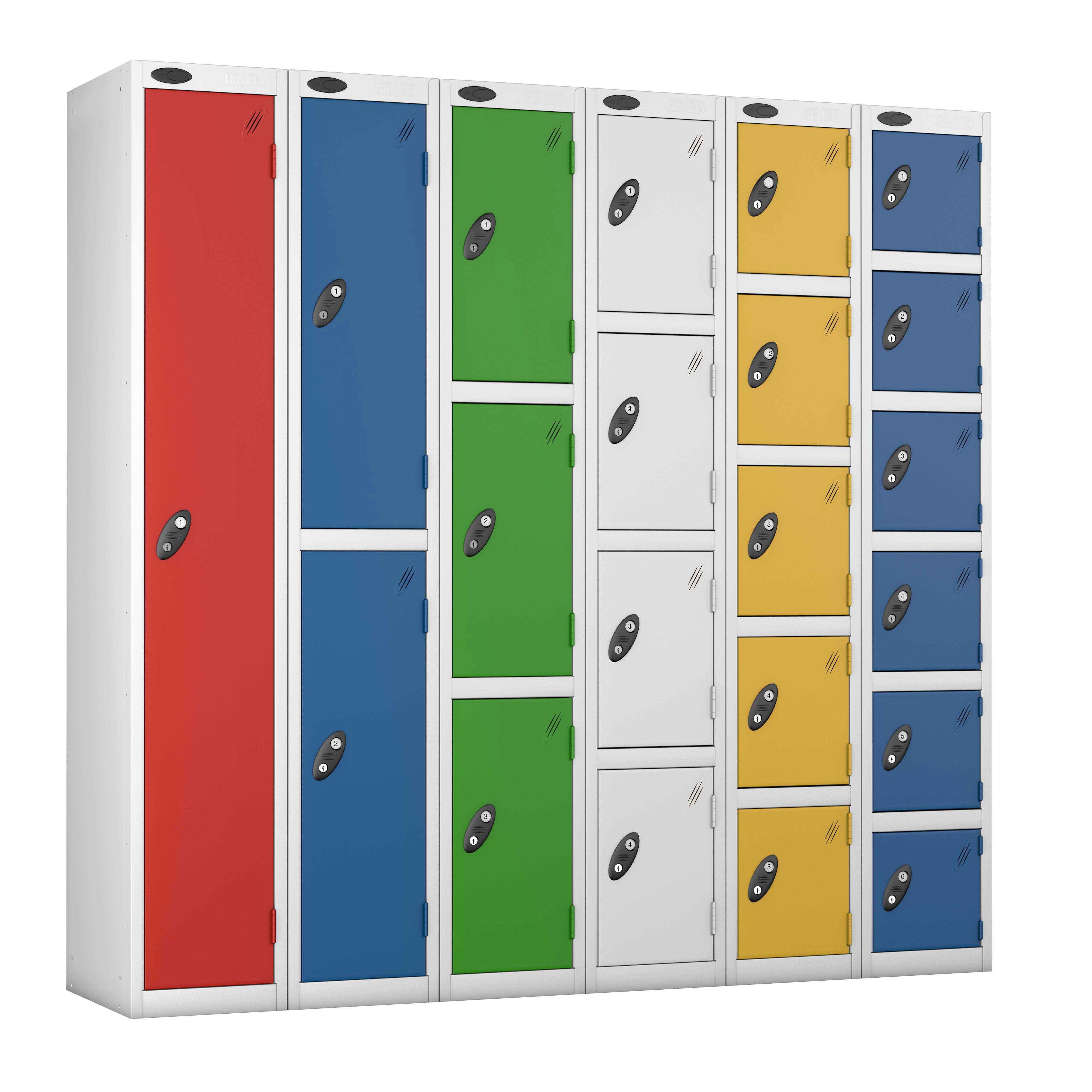Value Steel Lockers