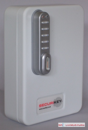 System 20 Keys Cabinet Electronic LG Comb