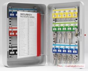 System 30 Keys Cabinet Key Locking
