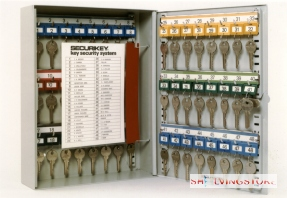 System 48 Keys Cabinet Key Locking