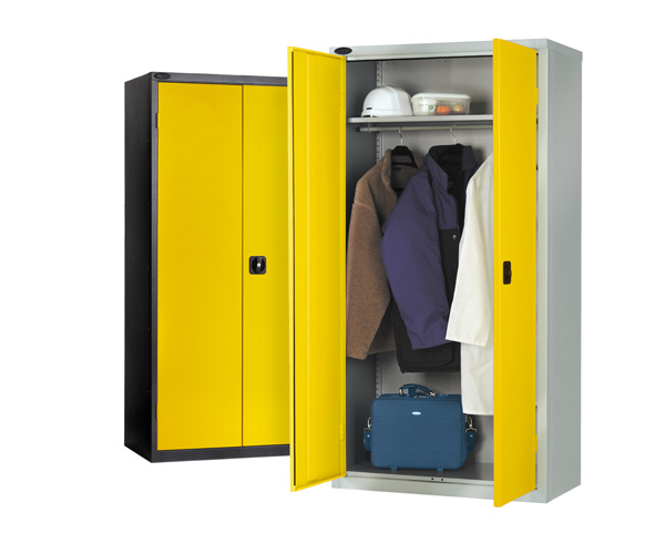 Industrial Wardrobe Cupboard