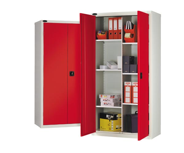 8 Compartments Industrial Cupboard
