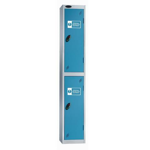Two Compartments PPE Locker