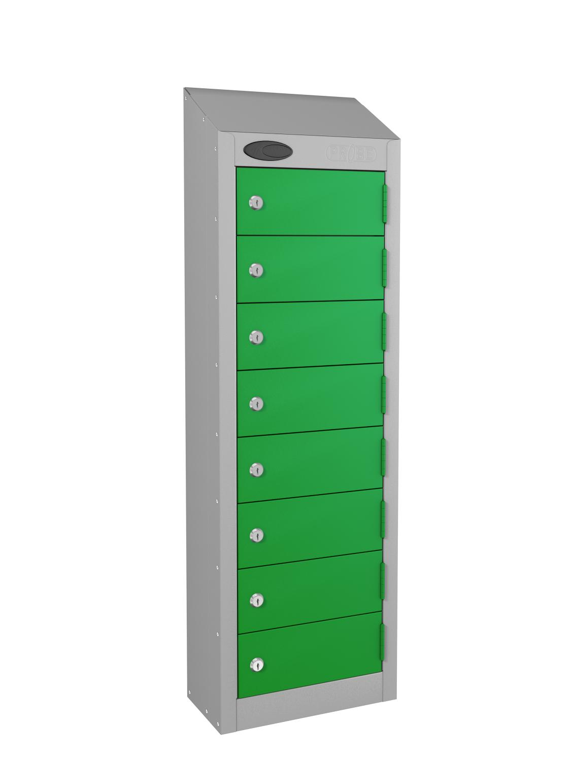 8 Tier Personal/Wallet Lockers