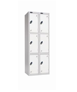 Three Doors Locker - Nest of 2