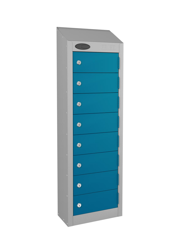 8 Comp Mobile Phone Storage Locker