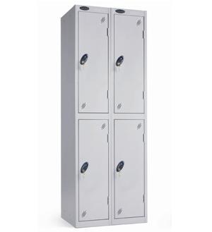 School Value Two Doors Locker - Nest of 2