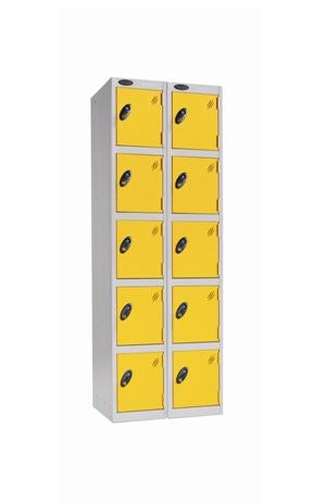 Five Doors Locker - nest of 2