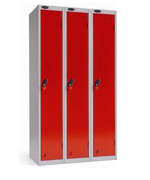 School Value One Door Locker - Nest Of 3