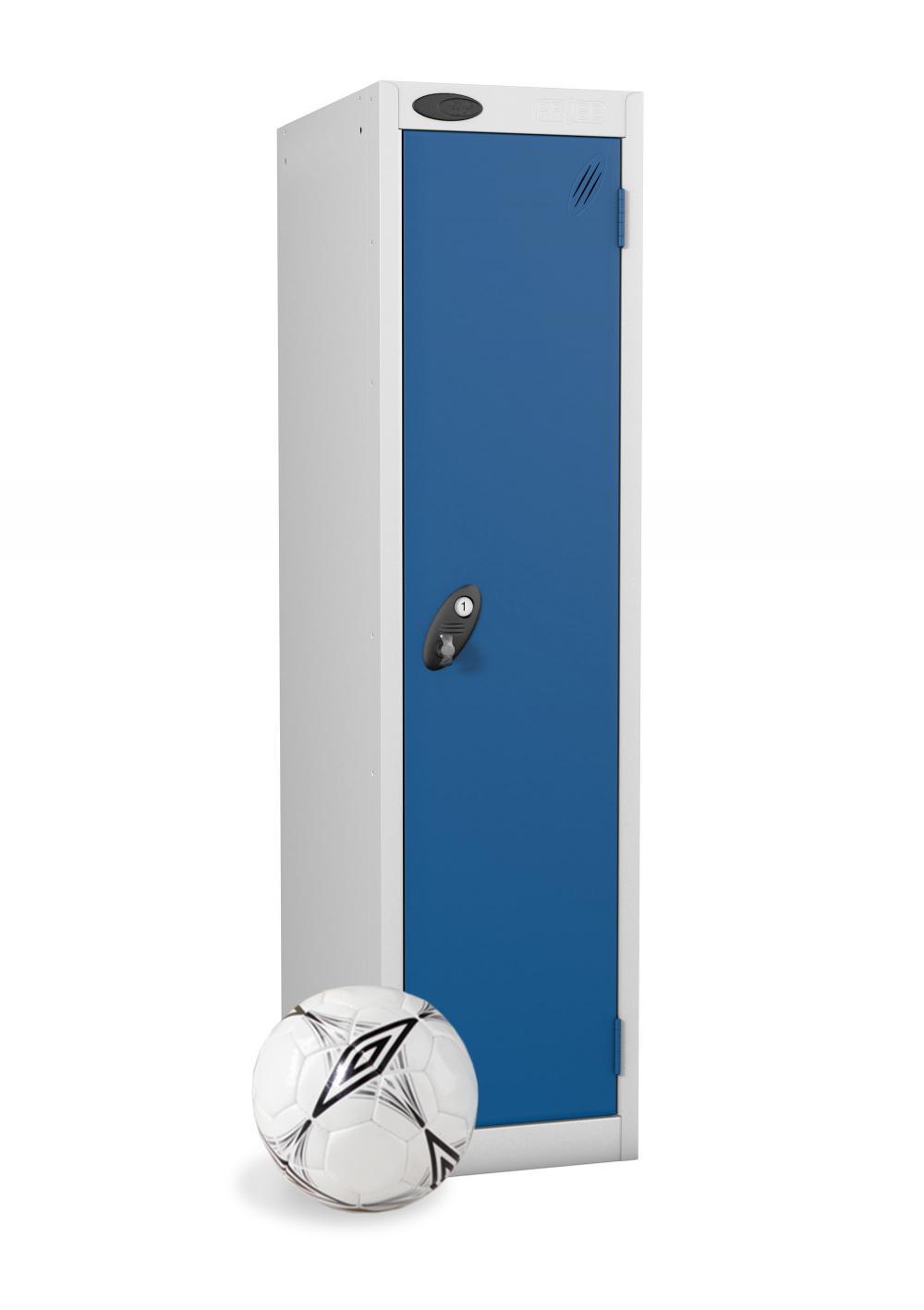 One Door Low School Locker