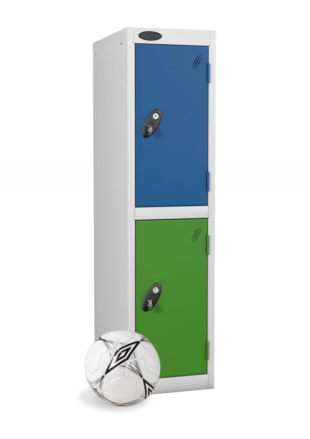 Two Doors Low School Locker