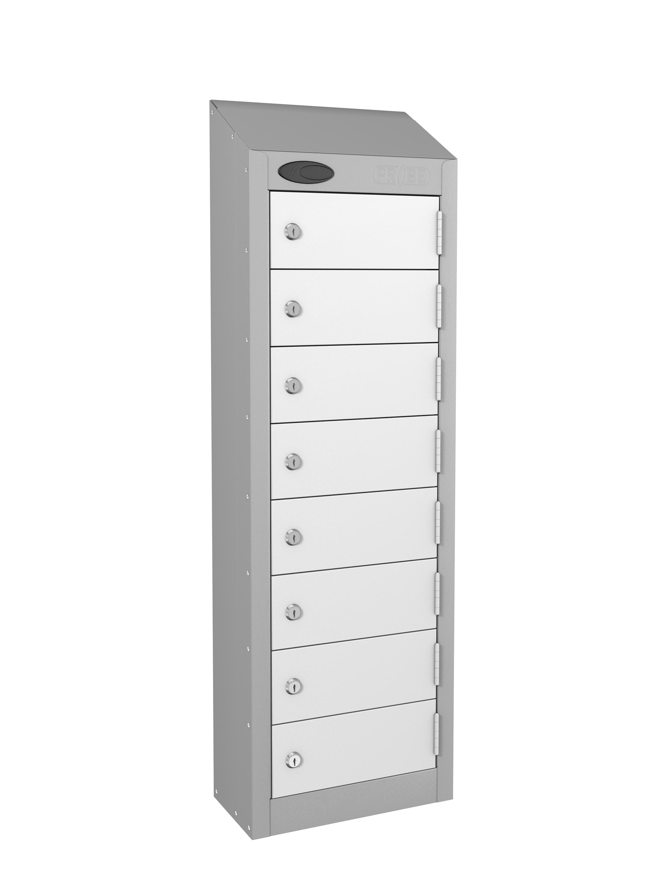 8 Comp Mobile Phone Locker