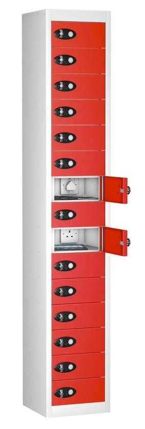 15 Door Mobile Phone Charging Locker