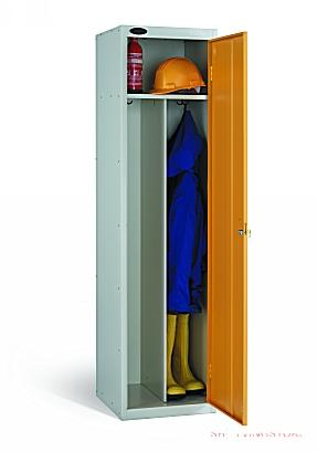Clean & Dirty Locker