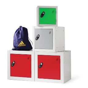 Cube School Locker