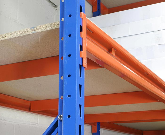 Additional Racking shelves- beam level pricing
