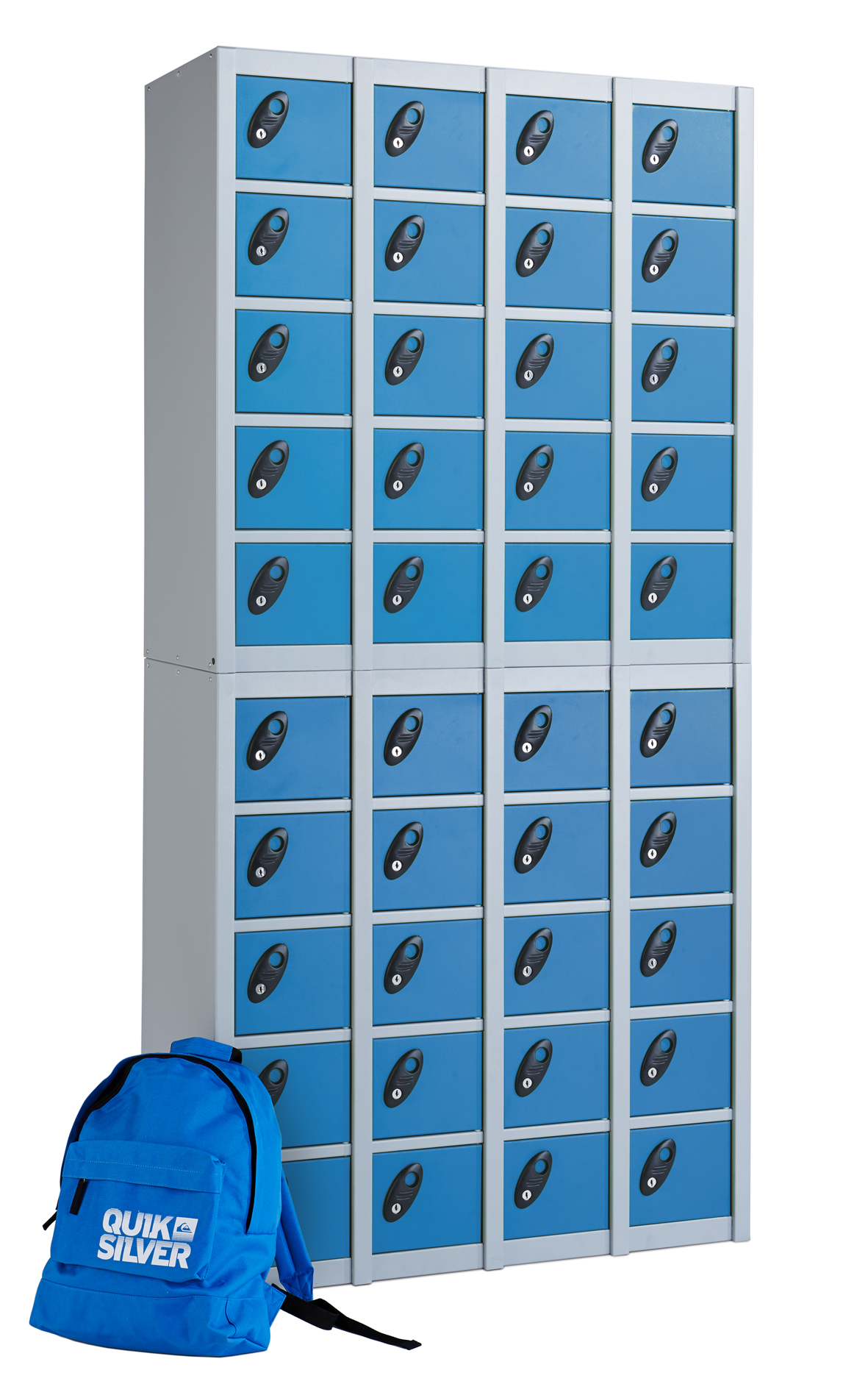 40 Compartments Personal Effects Locker