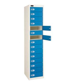 15 Doors Personal Effects School Locker