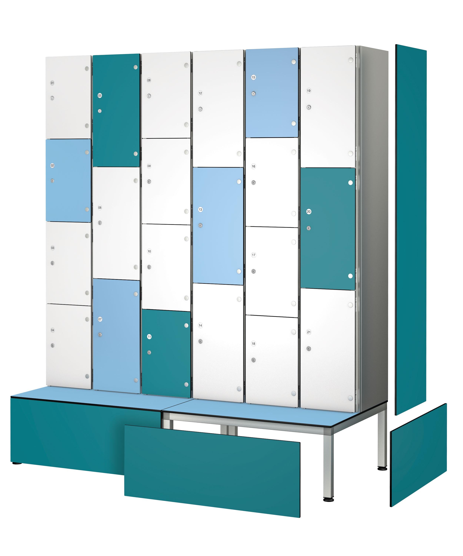 Six Compartment Zen Box