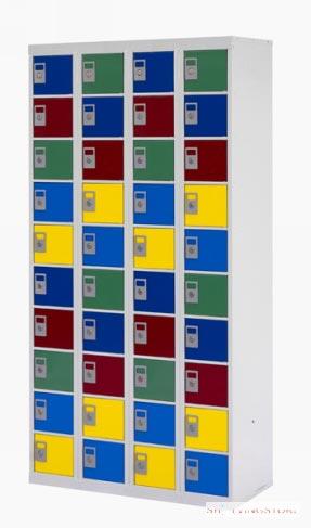 40 Comp Mobile Phone Storage Locker