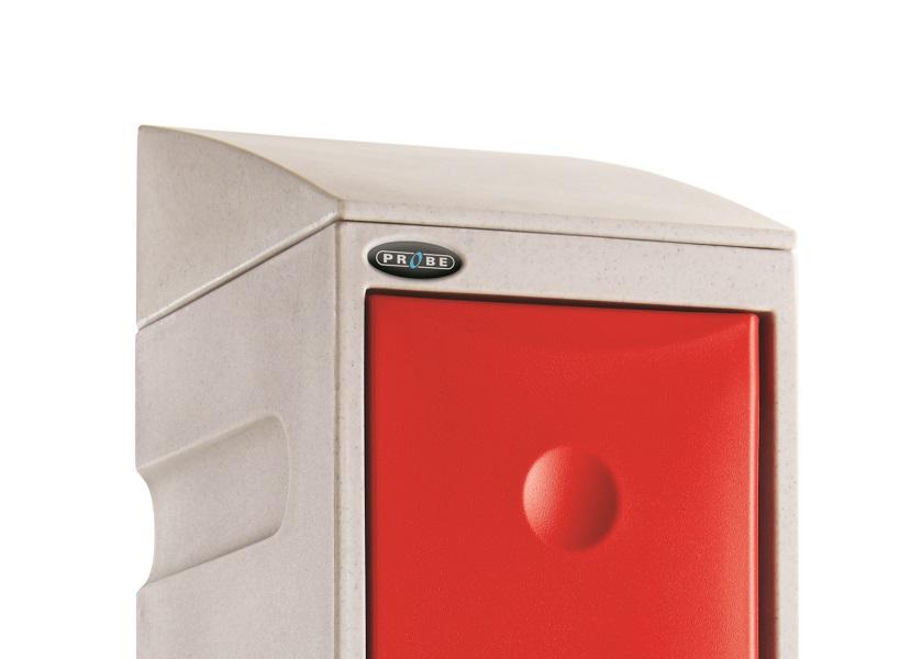 2 Door Waterproof Locker