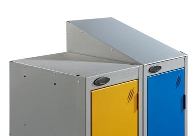 Five Doors Vision Panel Locker
