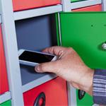 40 - Door Mobile Phone Locker NON CHARGING