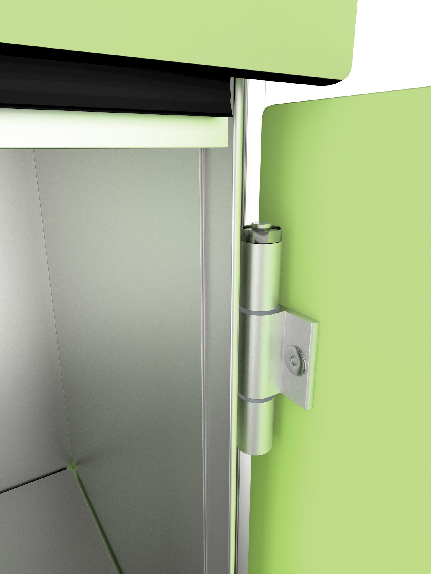 Two Compartment Zen Box