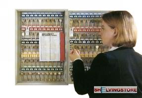 System 100 Keys Cabinet Key Locking