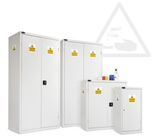 Low ACID + Alkali Cabinet