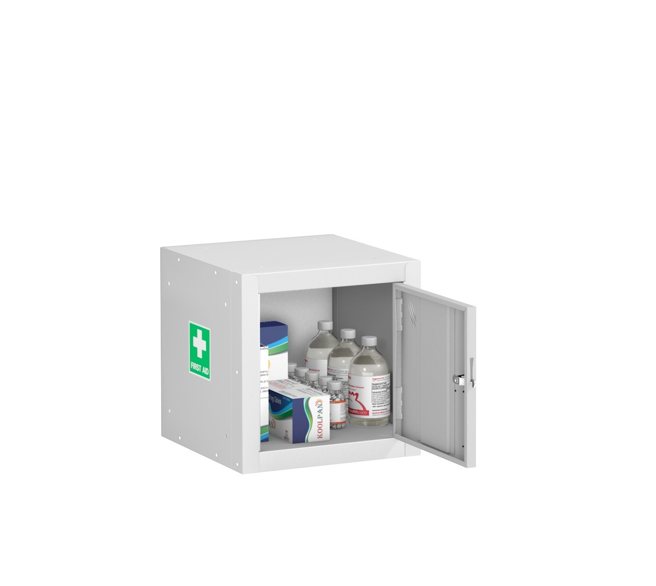 Medical Cube Locker