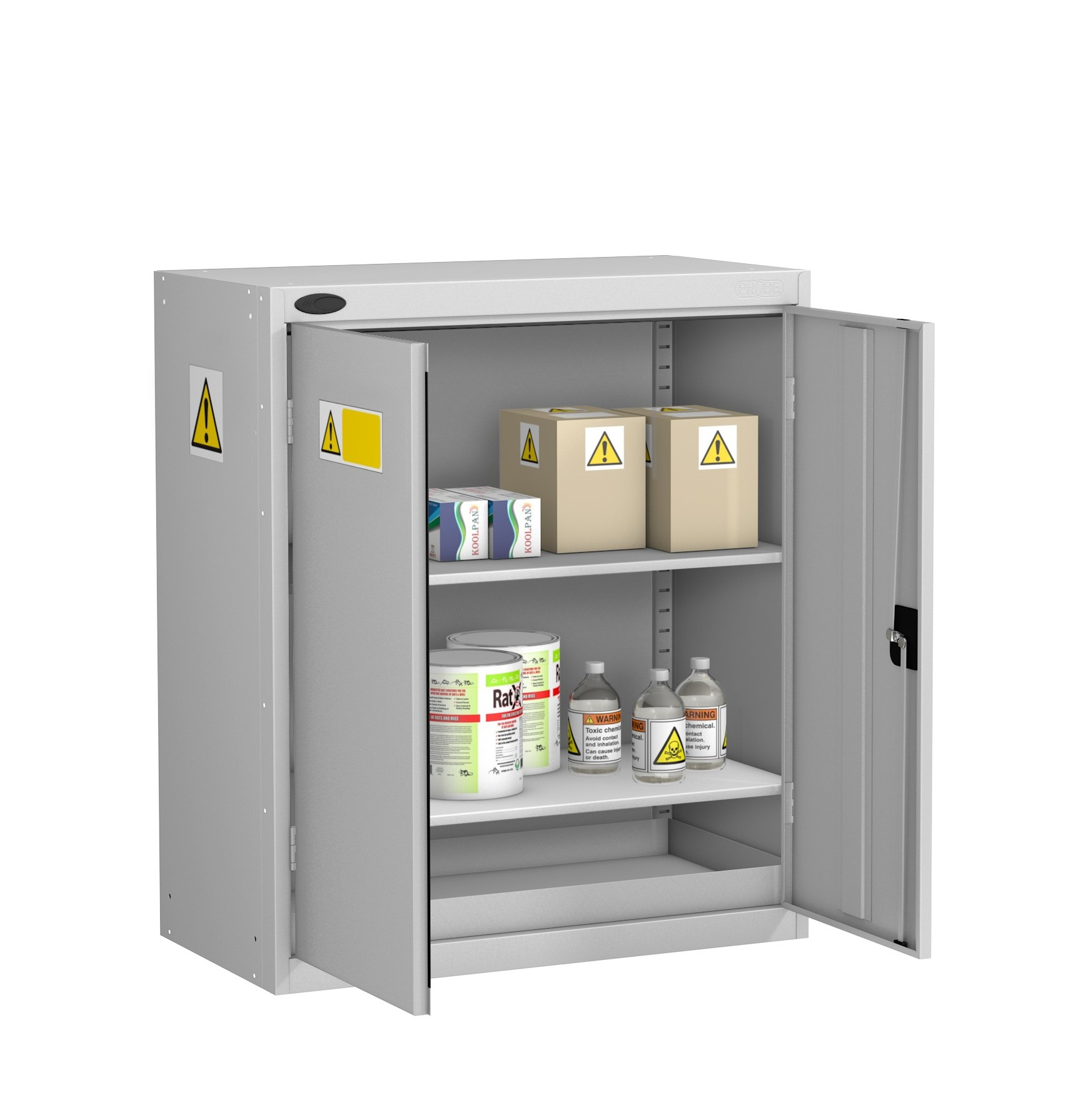 Low level COSHH Cabinet