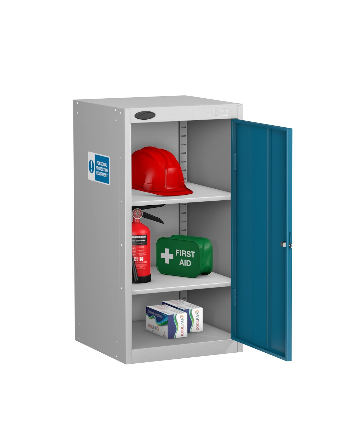 Small PPE Cabinet