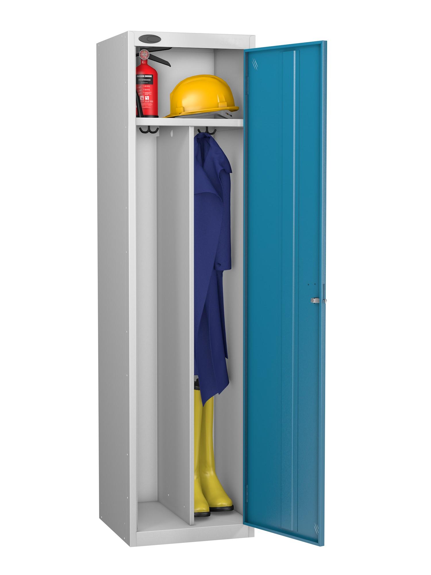 Clean & Dirty PPE Locker
