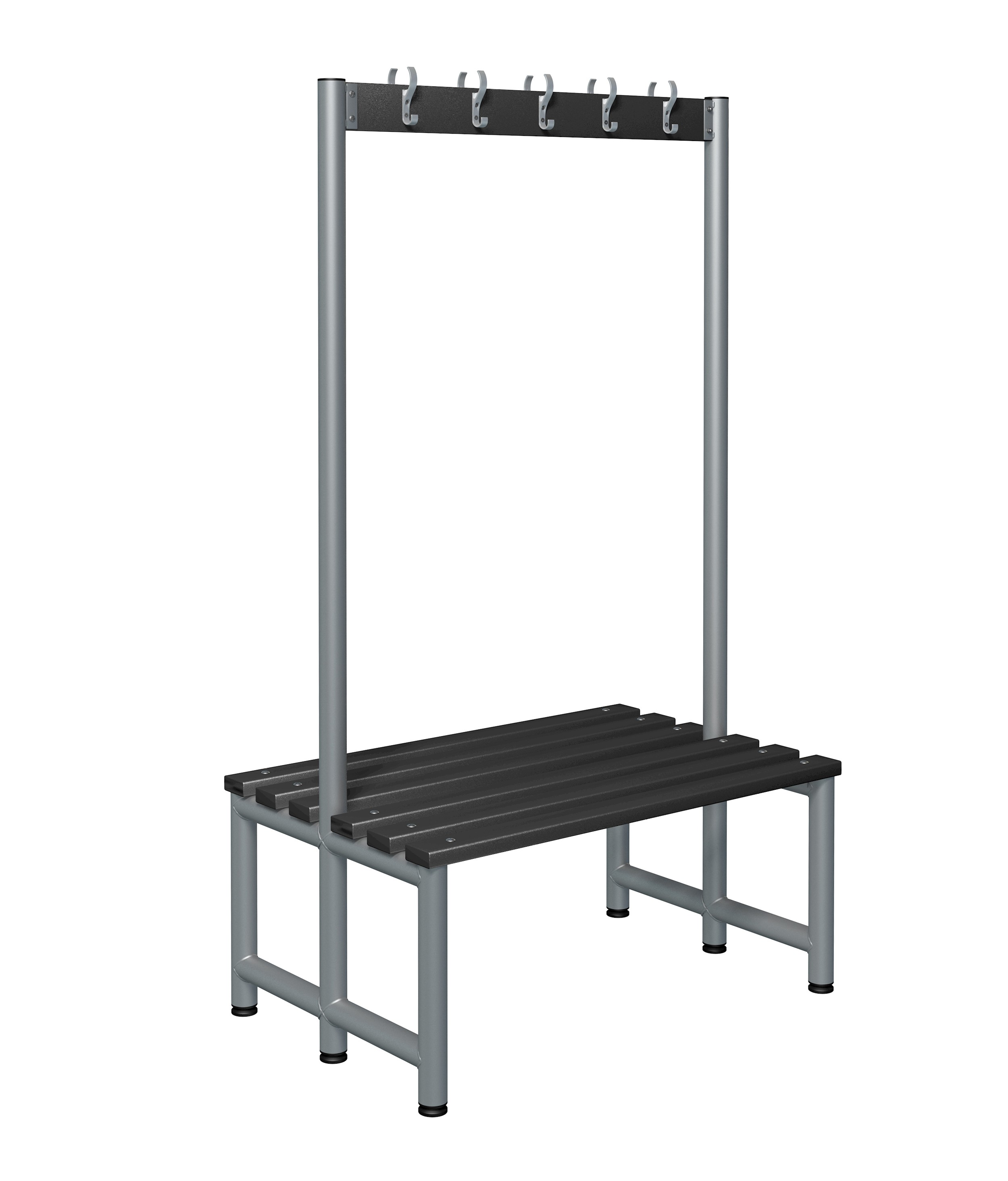 Double Sided Hook Bench Type D -  Senior