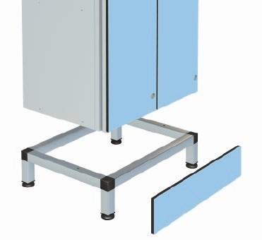 150mm High Stands for Zen Box