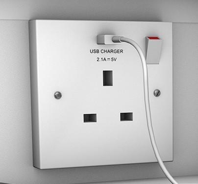 School 10 Door TABLET Charging Locker