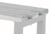 Single Sided Bench - Type H