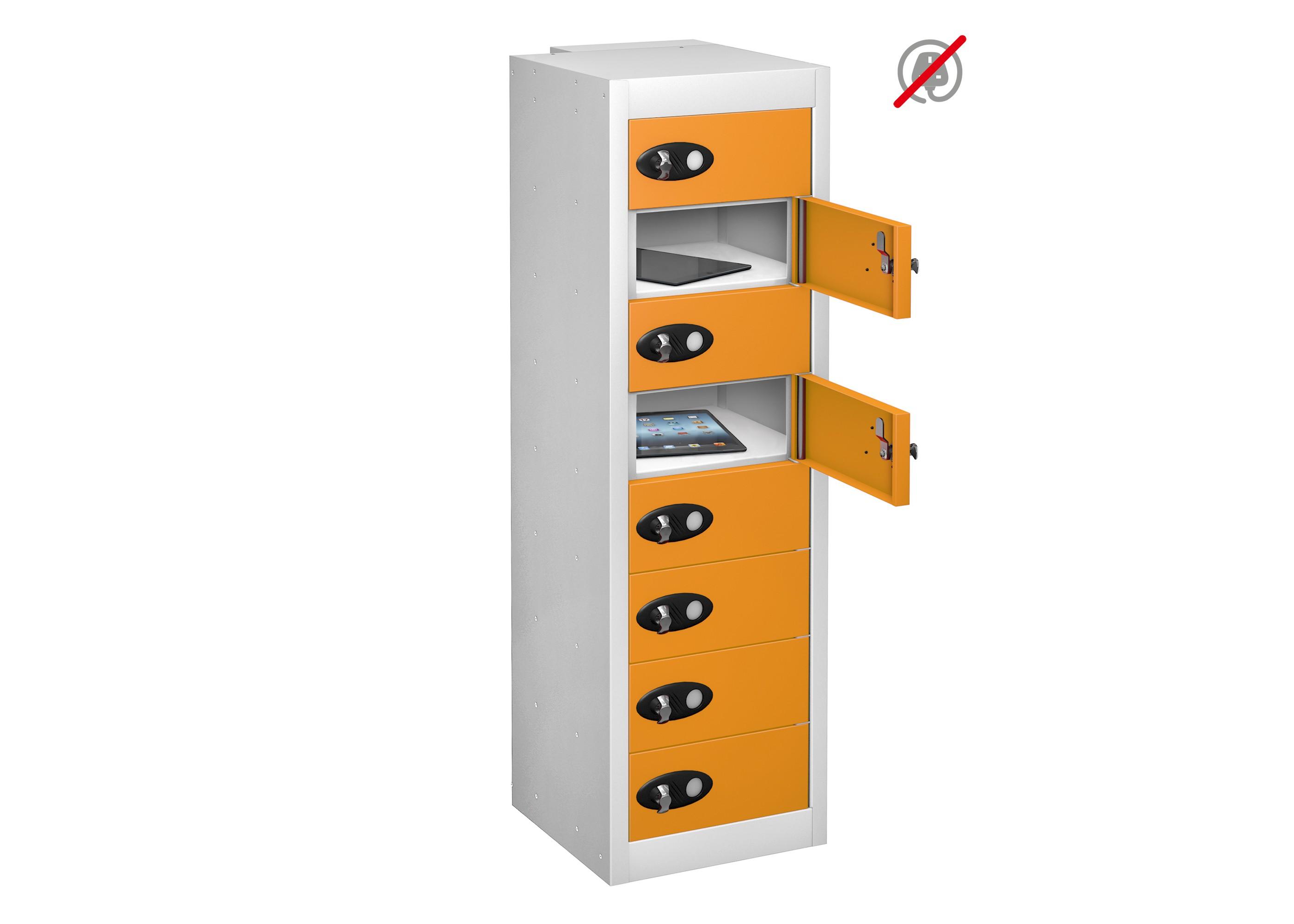 School 8 Doors 8 Compartment Low Locker