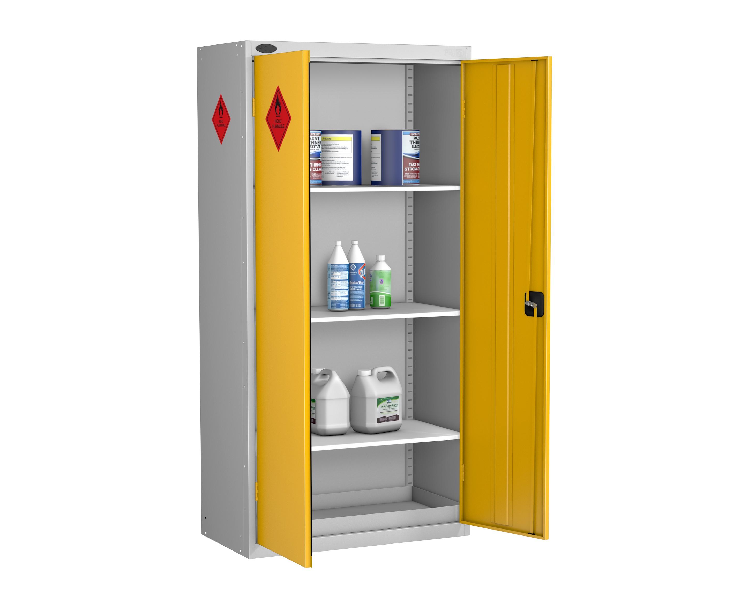 Standard Hazardous Cabinet