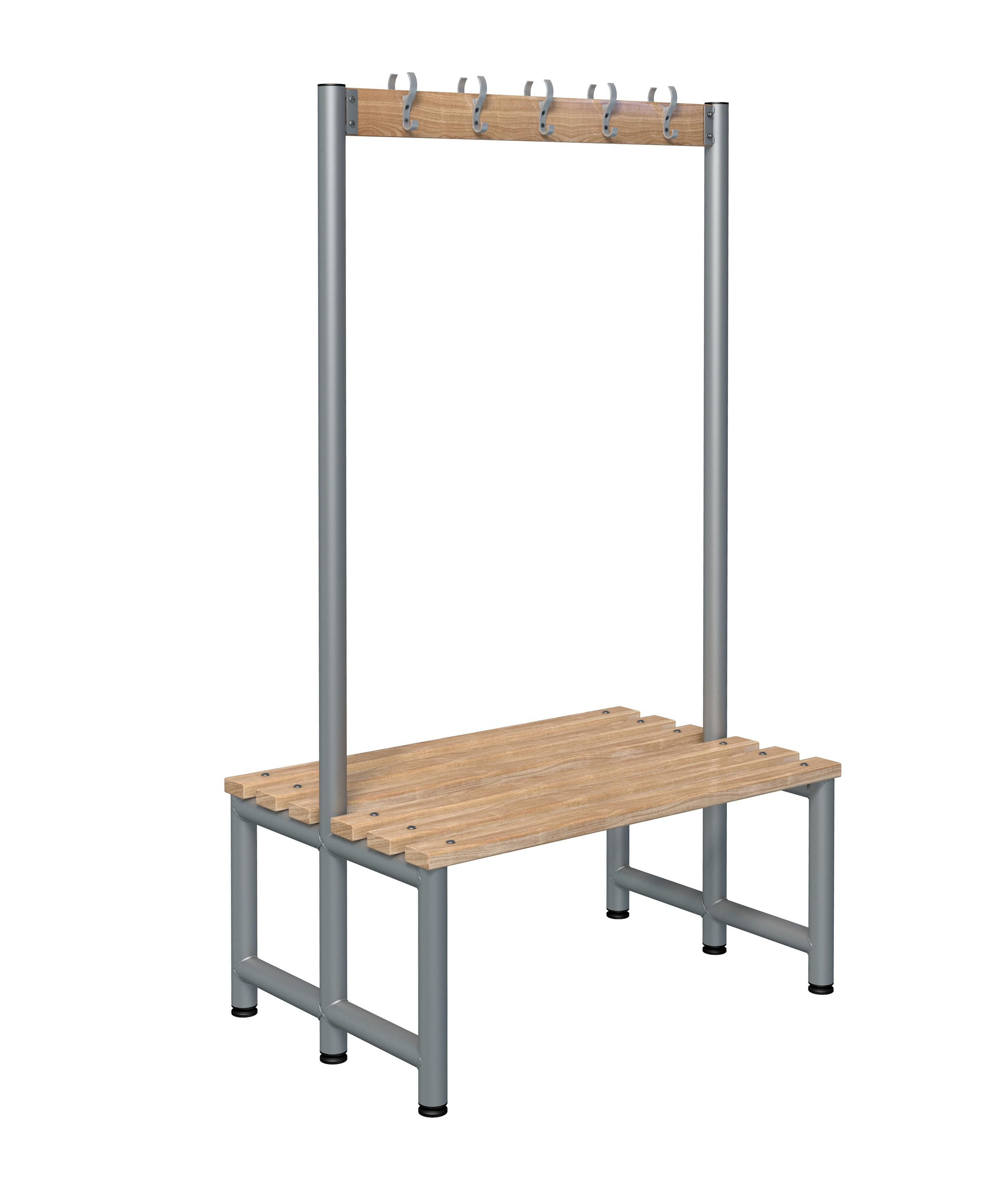 Double Sided Hook Bench Type D -  Junior