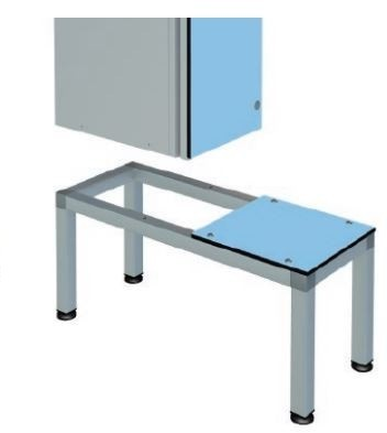 400mm High Seat Bench Stands for Zen Box