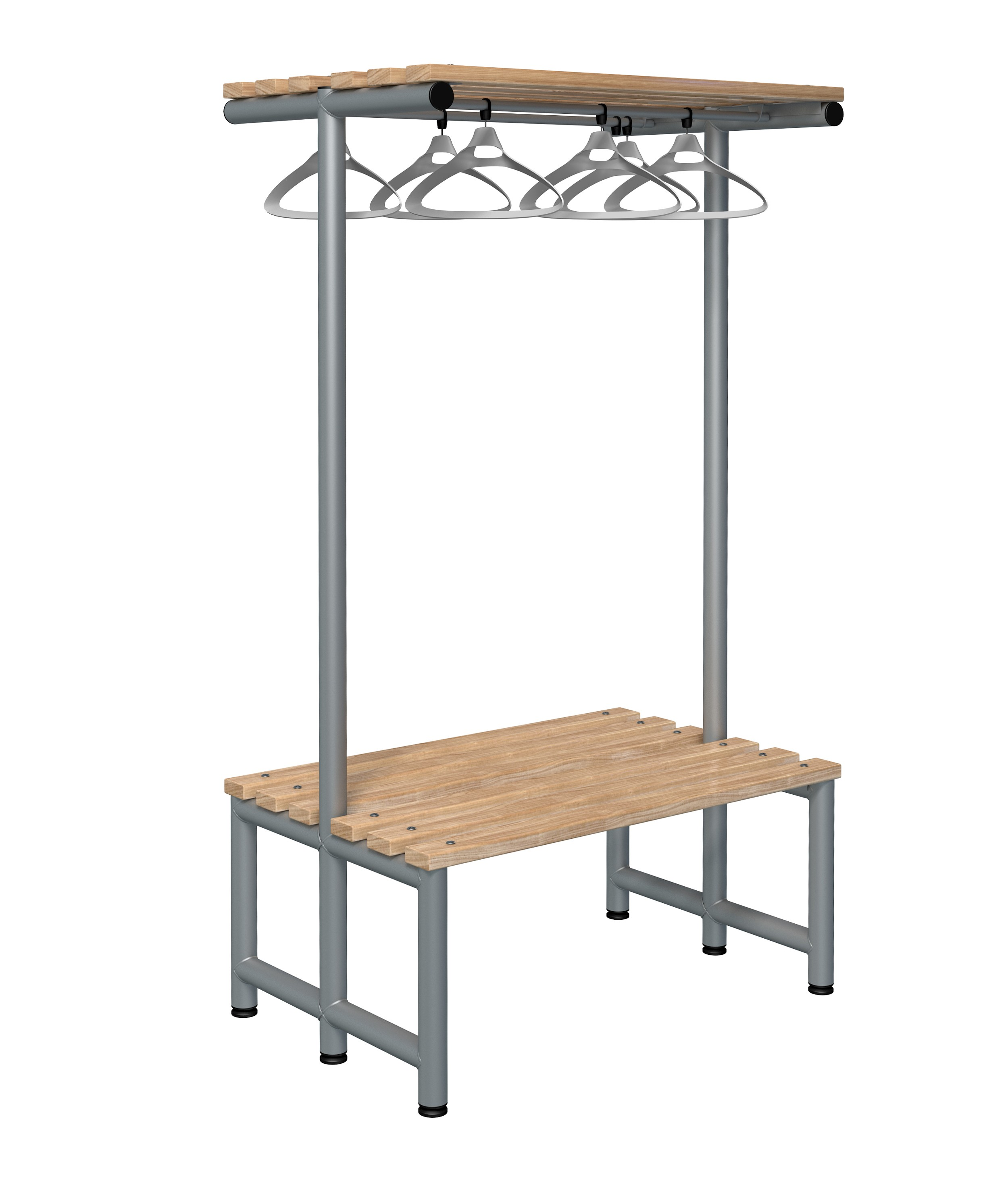 Double Sided Overhead Hanging Bench - Type G
