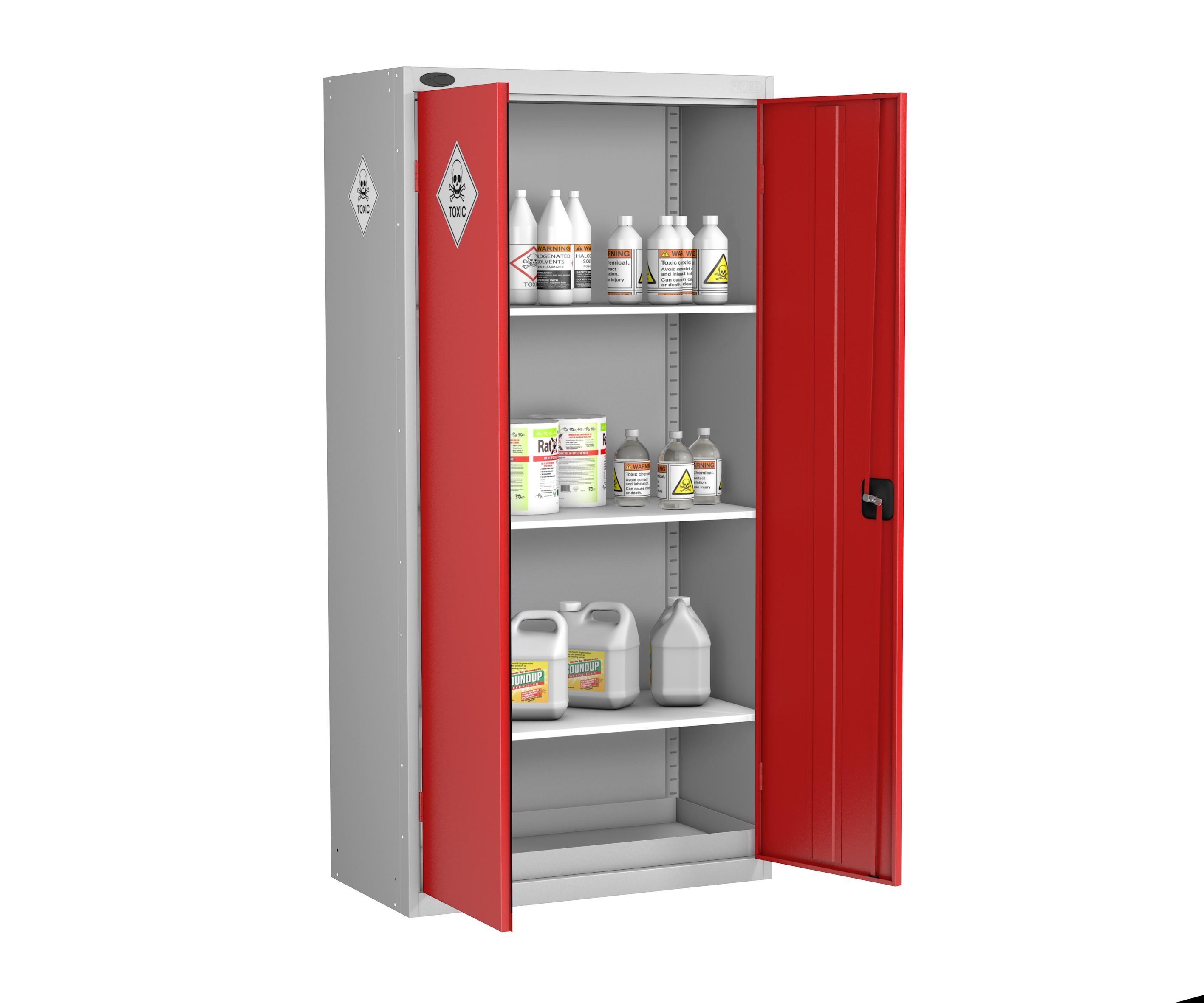 Standard Toxic Cabinet