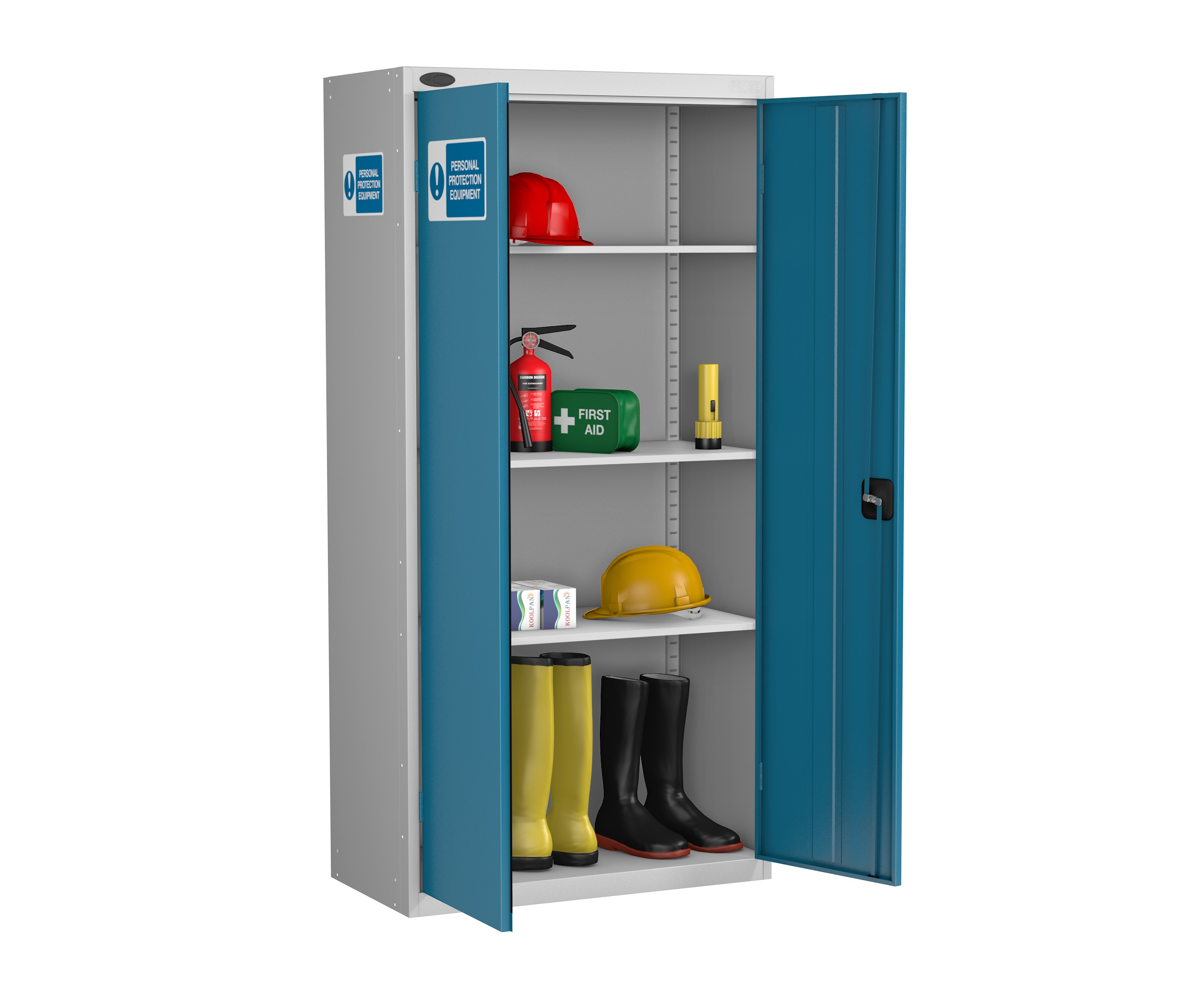 Standard PPE Cabinet